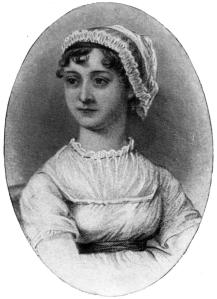 Jane Austen: someone else who never read War and Peace.