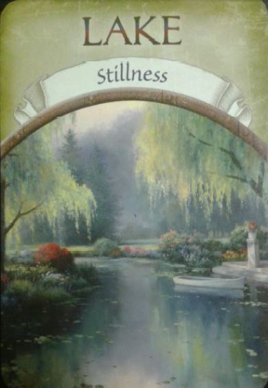 Creative Nonfiction - Stillness