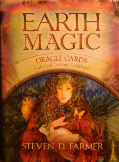 Earth Magic Cover
