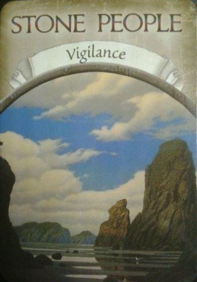 Poetry - Vigilance